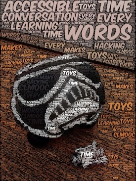 Wordfoto storm trooper toy hack